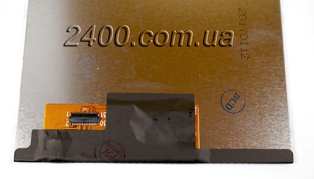 Дисплей - матрица планшета Bravis NB74 3G, Bravis NB75