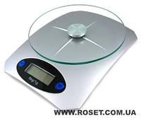 Электронные кухонные весы до 5 кг