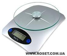 Електронні кухонні ваги до 5 кг