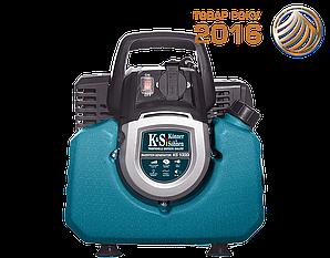 Инверторный генератор Konner & Sohnen KS 1000i