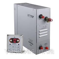 Keya Sauna Парогенератор Coasts KSB-90 9 кВт 380v с выносным пультом KS-300