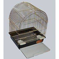 Клетка для попугая (Золотая клетка) 30*23*39
