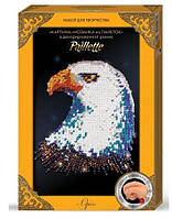 Картина-мозаика из паеток в рамке Орел Данко Тойс Пм-01-11