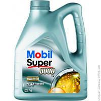 Автомобильное Масло Mobil Super 3000х1 5W-40 4л