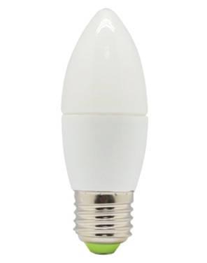 Светодиодная лампа Feron LB-97 C37 E27  7W 2700K 230V Код.58000, фото 2