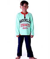 Детская пижама для мальчика на возраст 6, 8, 9лет Турция;Matilda