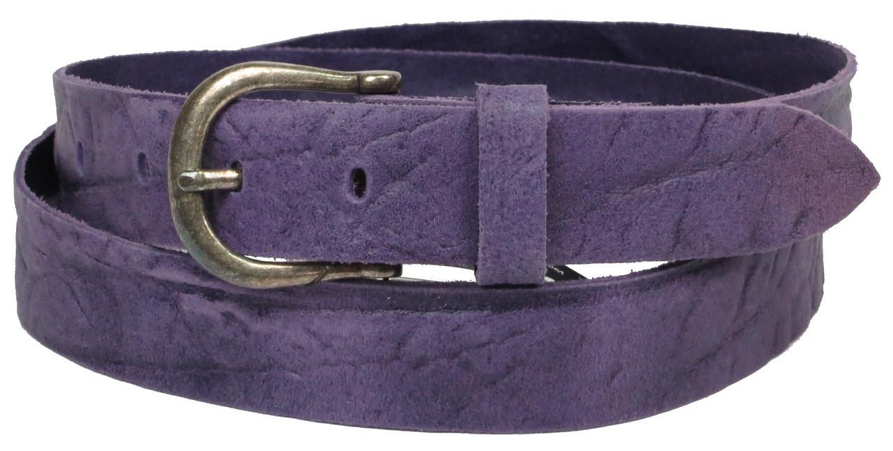 Ремень женский фиолетовый купить мужская сумка на ремень tony perotti