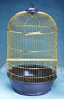Круглая клетка для попугая (GC).