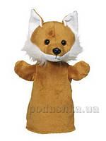 Кукла-перчатка goki Лиса 51803G-2