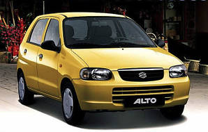 Suzuki Alto / Сузуки Альто (Хетчбек) (2002-2006)
