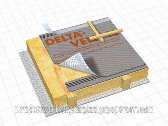 Гидроизоляционная диффузионная мембрана DELTA-VENT N PLUS, фото 1