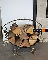 Корзина для дров (дровница) Golden Lion 4