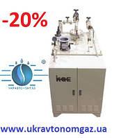 Газовый испаритель KGE KBV-3000, испаритель суг, испаритель пропан-бутана, испарительные установки, випарник