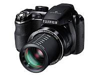 "Фотоаппарат FujiFilm FinePix S4500 Black, 1/2.3"", 14Mpx, LCD 3"", зум оптический 30x, HD (1280x720), SD, SDHC, SDXC, аккумулятор 4хAA, 543 г (уценка)"