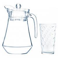 "Набор для напитков 7 предметов ""Luminarc. Arcopal Antonia Dome"" 63921"