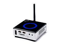 Неттоп Zotac ZBOX MI521 nano XS PLUS, Black, Core i3-3040U (2x1.9GHz), 4xDDR3L SO-DIMM, Intel HD Graphics 4400, 1 x mSATA, GLan, WiFi, BT,