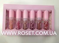 Набор жидких помад KylieCosmetics Matte Liquid Lipstick