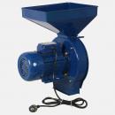 Кормоизмельчитель ДТЗ КР-01 для измельчения зерна, производ. до 180 кг/час, мощность 1,8 кВт, электродвиг.