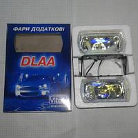 Фары противотуманки DLAA 555 радужные
