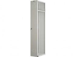 Шкаф для одежды ПРАКТИК LS-001 (приставная секция) - iБезпека в Киеве