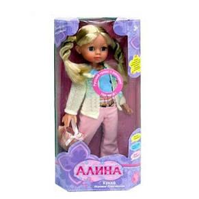 Кукла АЛИНА интерактивная, фото 2
