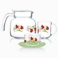 """Набор чайный 7 предметов """"Luminarc. Anthia"""" N66564 / 649"""