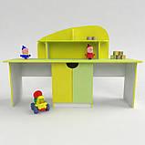 Дитячий розвиваючий стіл З Мальвіна від виробника, фото 2