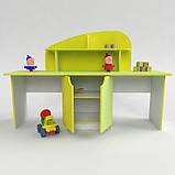 Дитячий розвиваючий стіл З Мальвіна від виробника, фото 3
