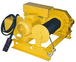 Тяговая электрическая лебедка ТЛ-16М Промредуктор