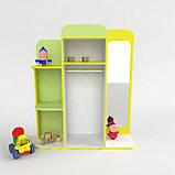 Мебель для детского сада игровая Уголок Ряжения от производителя, фото 2