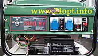 Бензиновый генератор УралЭлектро ГБО-2800-DT