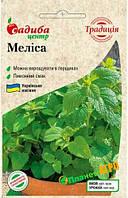 """Семена Мелиссы, многолетнее 0,5 г, """"Садиба Центр"""", Традиция"""