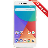 ➨Смартфон 5.5'' Xiaomi MI А1 4/32GB Gold экран Full HD Камера 12Мп Omnivision Батарея 3080мАч Android 8.0 Oreo