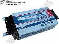 Радіатор опалювача 5320-8101060 (Cu) ШААЗ