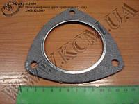 Прокладка фланця труби приймальної 256Б-1203039 (3 отв.) КрАЗ