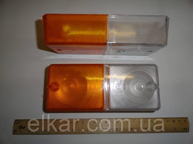 Розсіювач ліхтаря переднього (Ф-402)   3713-3712200 (Україна)