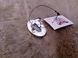 Рубин в фуксите кольцо с камнем рубин в фуксите. Природный рубин в серебре 17,5-18 размер Индия!, фото 8