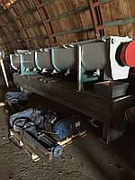 Бланширователь шнекового типа Р3-КБА