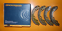 Тормозные колодки задние (барабан) Denckermann B120126 mazda 323 BA BG BJ