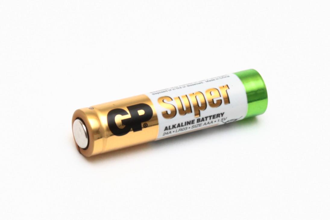 Батарейка GP super alkaline LR 03 40шт/уп