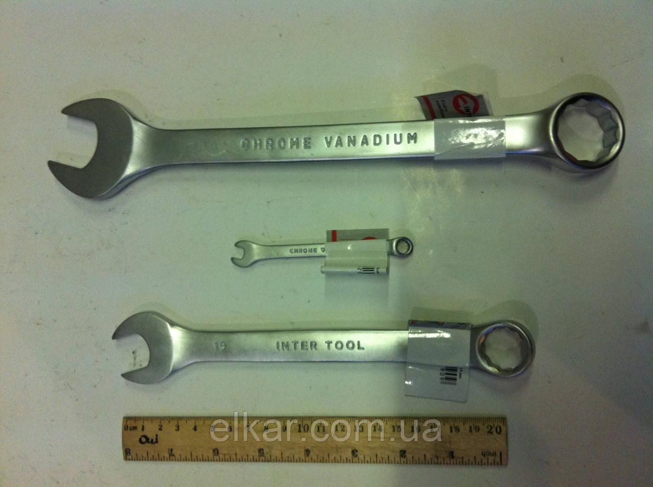 Ключ комбінований 17 мм   НТ-1217