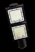 Светодиодный консольный прожектор 64ВТ, 9600 ЛМ. Черный