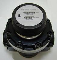 Лічильник OGM-E-50 з LCD дисплеєм (сталеві шестерні)
