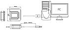 USB-считыватель отпечатка пальца ZKTeco SLK20R, фото 8