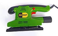 Вібраційна шліфувальна машина ProCraft PV450, фото 1