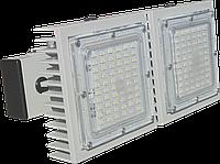 Уличный LED светильник 64W, светодиодный прожектор, крепление на стену, потолок