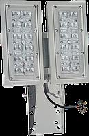 Уличный LED светильник 60W, светодиодный прожектор. Балочное крепление