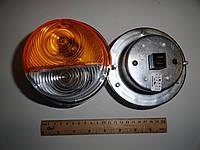 Ліхтар передній (металевий корпус)   ПФ130-3712010 (Україна)