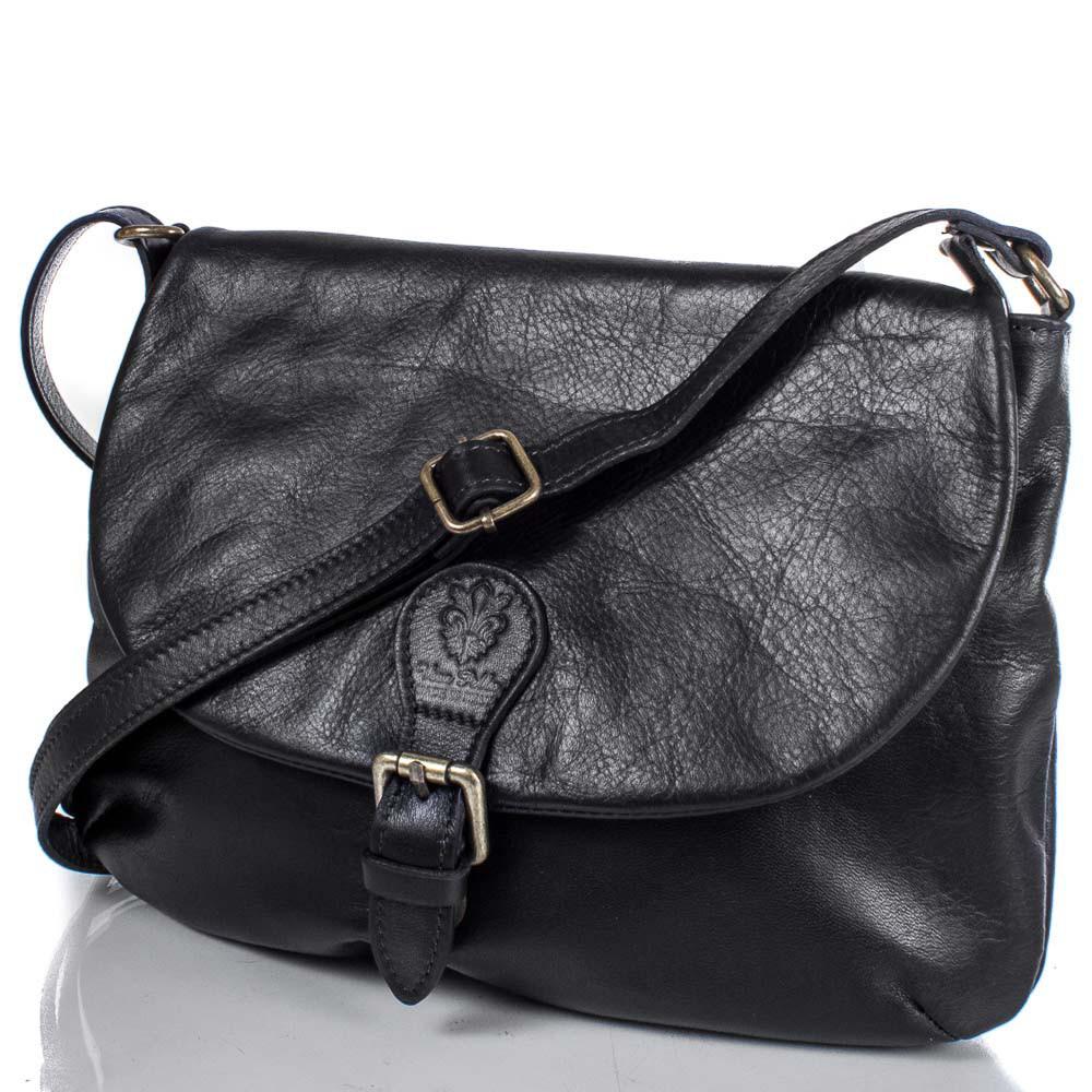 Саквояж (ридикюль) ETERNO Женская кожаная сумка ETERNO (ЭТЕРНО) ETK179-2