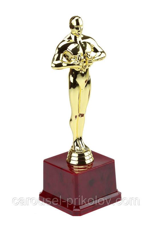 Статуэтка Оскар мал. 19 см.